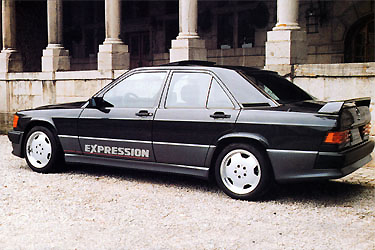 Expression Motorsport Tuning For Mercedes Benz 190 W201