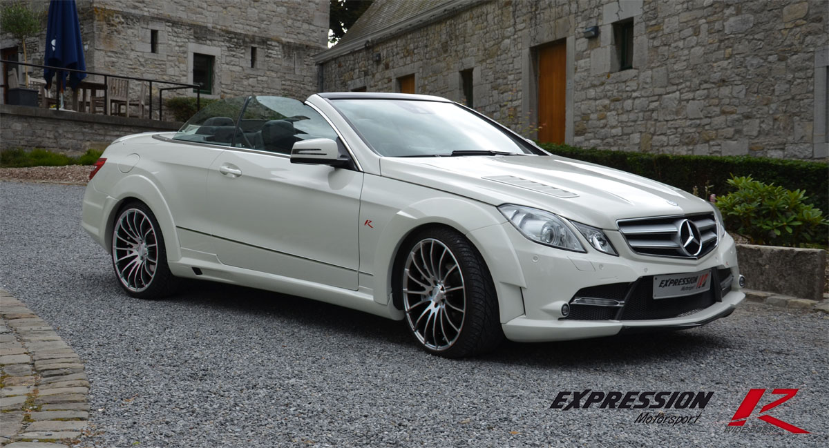 Expression motorsport - Tuning for Mercedes-Benz - E Class w124 Mercedes Benz