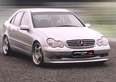 Piece Tuning Mercedes W203