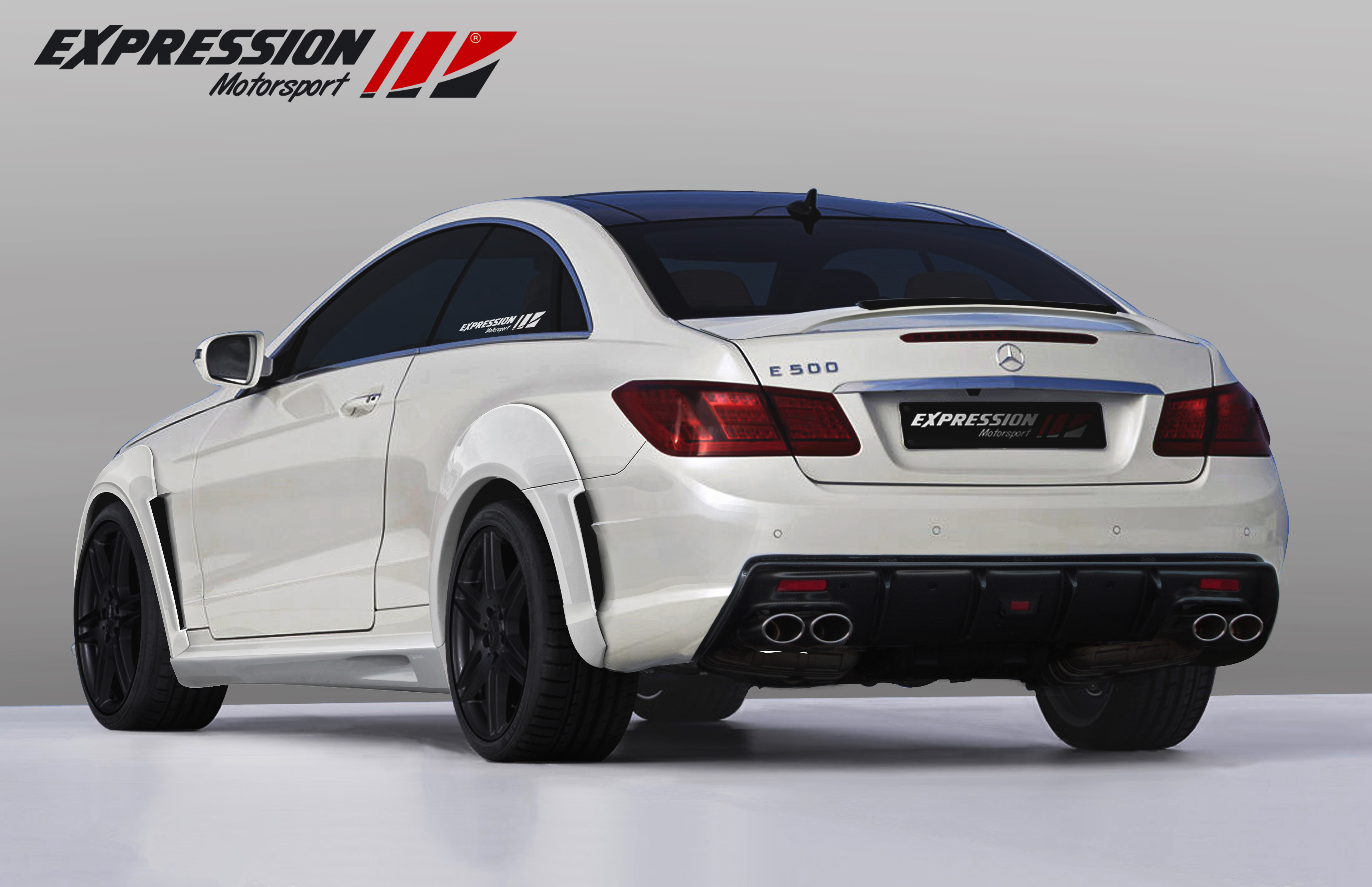 Expression motorsport tuning for mercedes benz e class for Mercedes benz e450