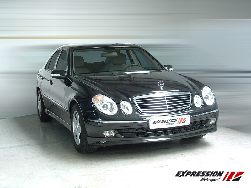 Expression Motorsport Tuning For Mercedes Benz E Class