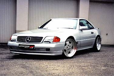 Expression motorsport - Tuning for Mercedes-Benz - SL w129