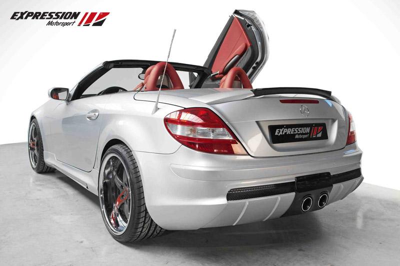 More Pics Amp Info On That Slk R Kit Mercedes Benz Slk Forum