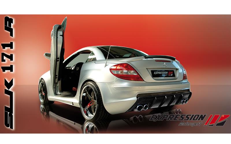 Expression Motorsport Tuning For Mercedes Benz Slk R171